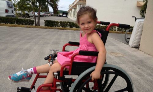 Help! My daughter Broke Her Leg: What Equipment Will I Need at Home?
