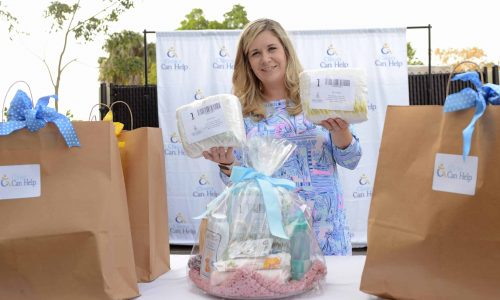 CLINICS CAN HELP HOLDS COMMUNITY'S BIGGEST BABY SHOWER